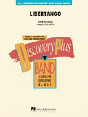 Libertango - Discovery Plus Concert Band - laflutedepan.com