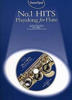 Guest Spot - N° 1 Hits Playalong For Flute - laflutedepan.com