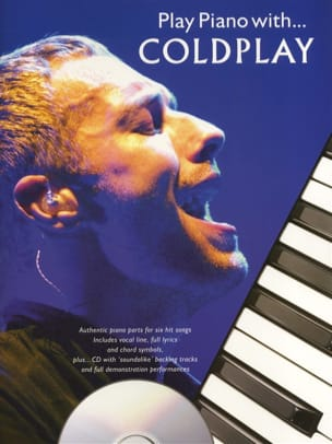 Play Piano With... Coldplay Coldplay Partition laflutedepan