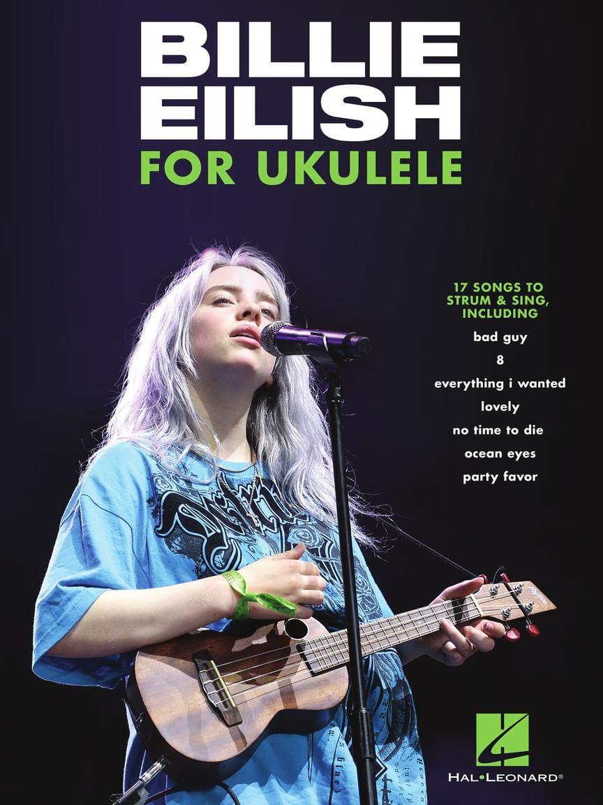 Billie Eilish For Ukulele - Billie Eilish - laflutedepan.com
