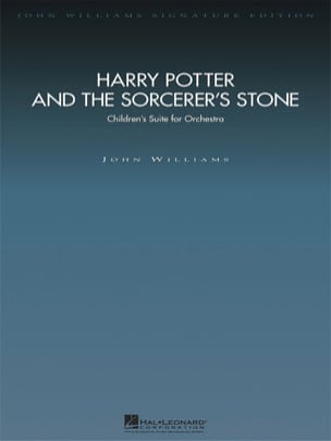 John Williams - Harry Potter at the School of Wizards - Children's suite for orchestra - Partition - di-arezzo.co.uk