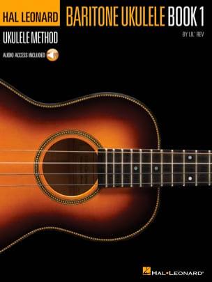 Hal Leonard Baritone Ukulele Method Rev Lil' Partition laflutedepan