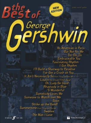 The Best Of George Gershwin GERSHWIN Partition Jazz - laflutedepan