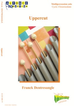 Uppercut Franck Dentresangle Partition laflutedepan