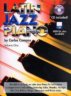 Carlos Campos - Latin Jazz Piano Volume One - Partition - di-arezzo.de