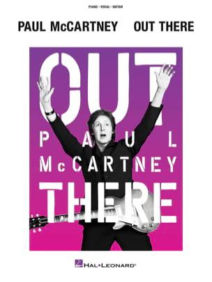 Out There Tour - Paul McCartney - Partition - laflutedepan.com