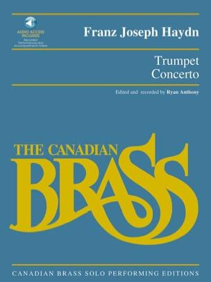 HAYDN - Trumpet Concerto - Partition - di-arezzo.co.uk
