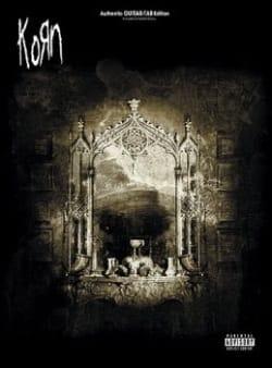 Take A Look In The Mirror Korn Partition Pop / Rock - laflutedepan