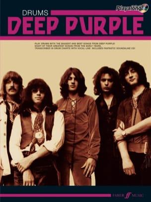 Deep Purple Authentic Drums Playalong Deep Purple laflutedepan