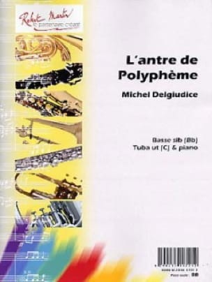 L'antre de Polyphème - Michel Del Giudice - laflutedepan.com