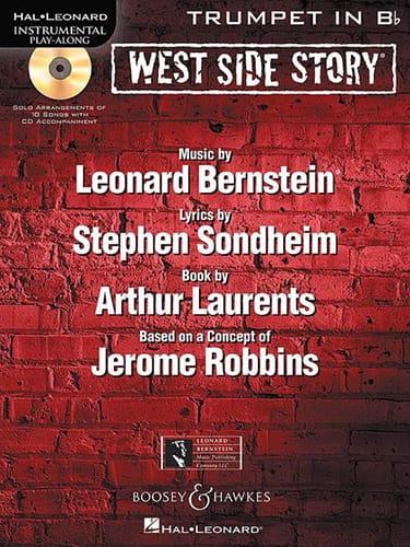 West Side Story - BERNSTEIN - Partition - Trompette - laflutedepan.com