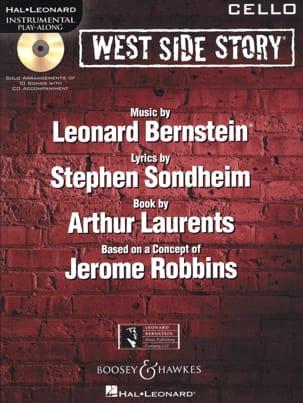 West Side Story - BERNSTEIN - Partition - laflutedepan.com