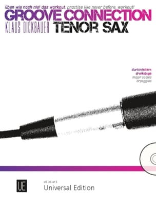 Groove Connection - Saxophone Tenor - laflutedepan.com