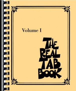 The Real Tab Book - Volume 1 - Partition - laflutedepan.com