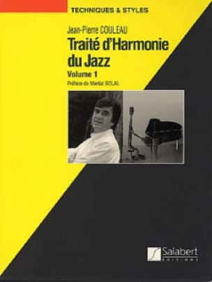 Traité D' Harmonie du Jazz Volume 1 - laflutedepan.com
