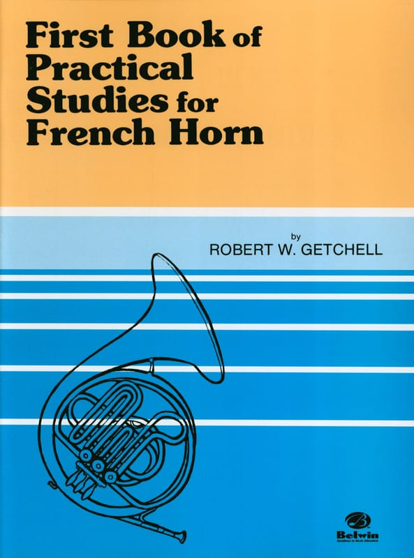 First Book of Practical Studies For French Horn - laflutedepan.com