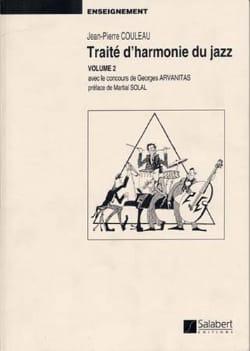 Traité D' Harmonie du Jazz - Volume 2 Jean-Pierre Couleau laflutedepan