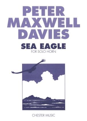 Sea Eagle - Davies Peter Maxwell - Partition - Cor - laflutedepan.com