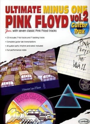 Pink Floyd - Ultimate Minus One - Guitar Trax Volume 2 - Partition - di-arezzo.com