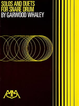 Solos And Duets For Snare Drum Garwood Whaley Partition laflutedepan