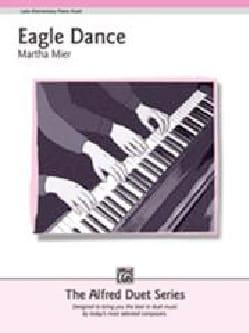 Eagle Dance Martha Mier Partition Piano - laflutedepan