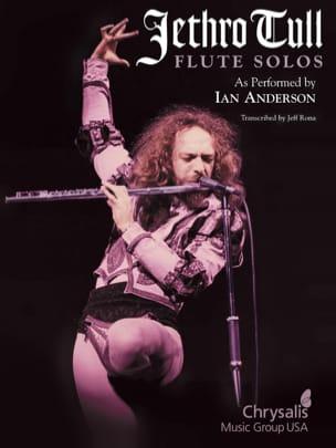 Flute Solos Jethro Tull Partition Flûte traversière - laflutedepan