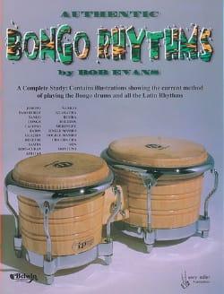 Bob Evans - Auténticos Ritmos Bongo - Partition - di-arezzo.es