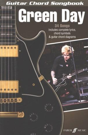 Guitar Chord Songbook Day Green Partition Pop / Rock - laflutedepan