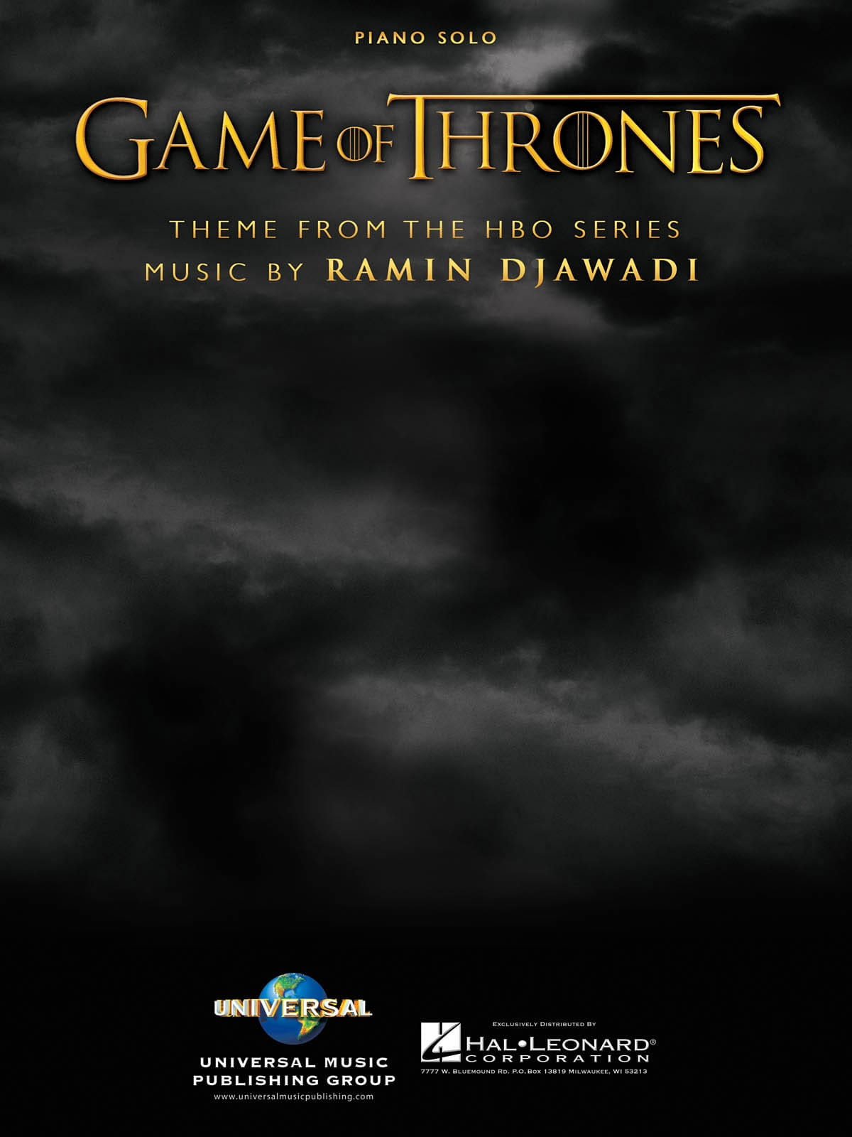 Game of Thrones - Partition - Musique de film - laflutedepan.com
