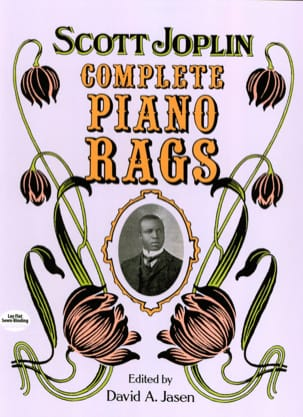 Scott Joplin - Complete Piano Rags - Partition - di-arezzo.ch