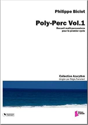 Poly-perc Volume 1 Philippe Biclot Partition laflutedepan