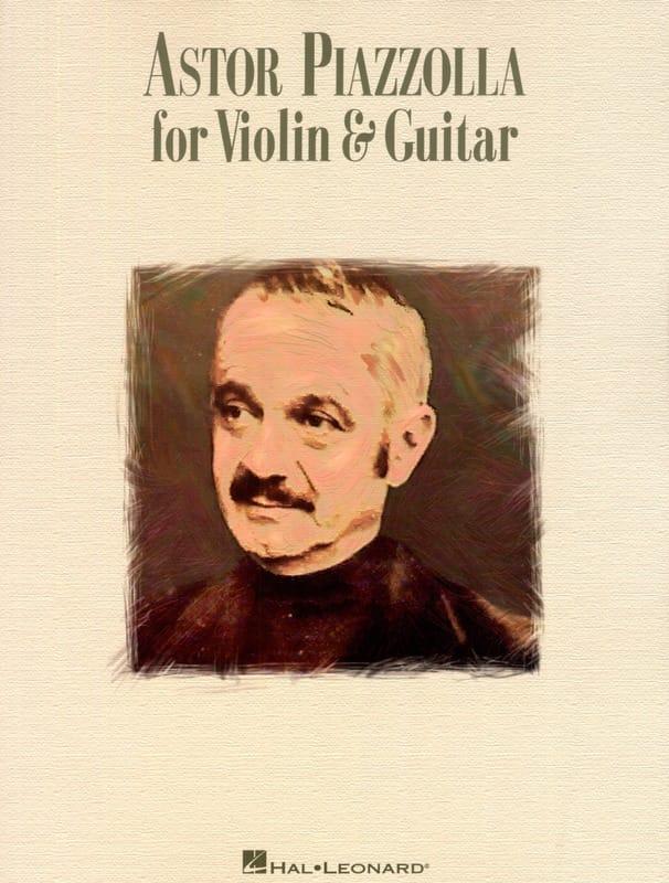 Astor Piazzolla for violin & guitar - laflutedepan.com