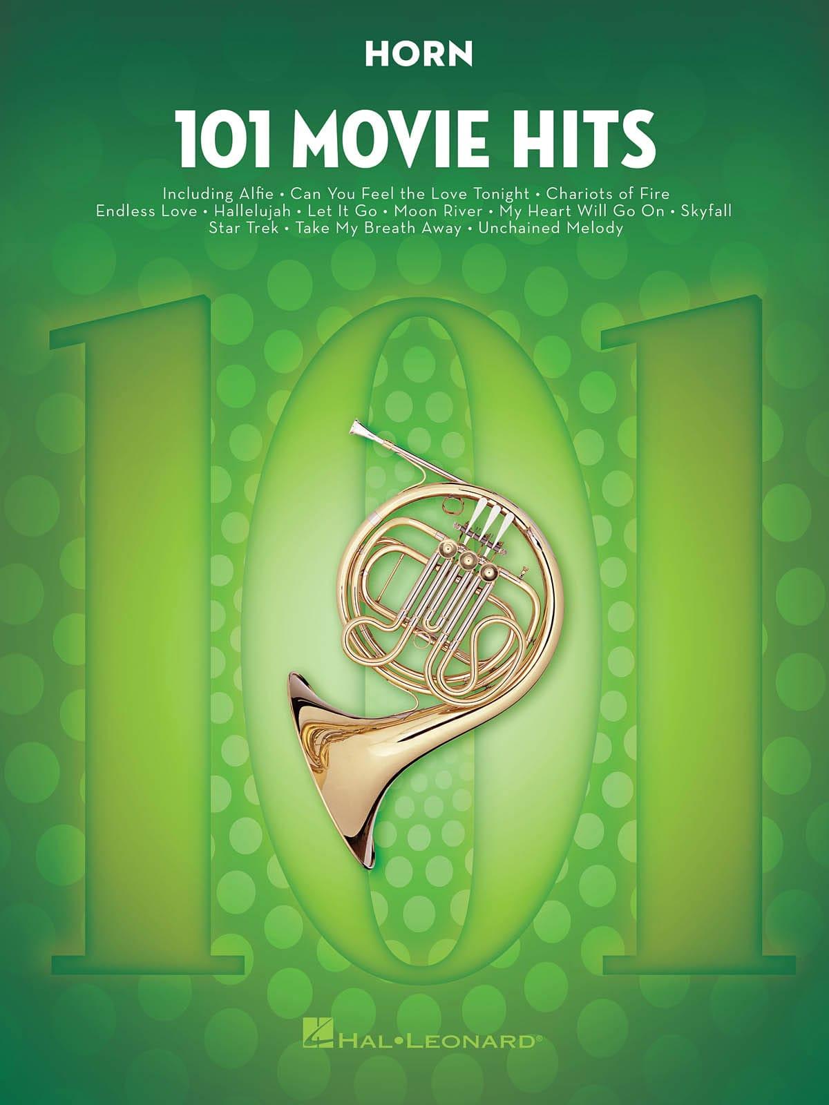 101 Movie Hits - Cor - Partition - Cor - laflutedepan.com