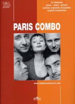 Combo Paris - 12 Songs - Partition - di-arezzo.co.uk