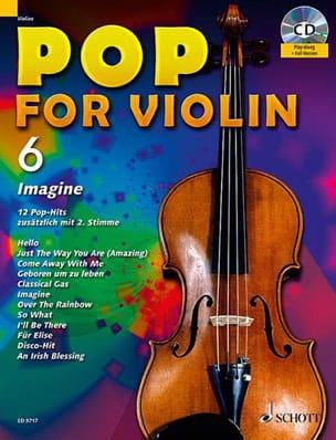 Pop for Violin Volume 6 - Imagine Partition laflutedepan