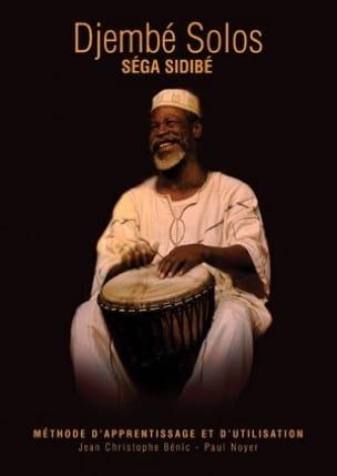 Djembé Solos Séga Sidibé Partition World Percussions - laflutedepan
