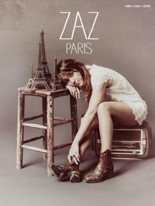 Paris ZAZ Partition Chanson française - laflutedepan