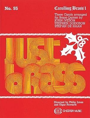 Carolling Brass 1 - Just Brass N° 55 Noël Partition laflutedepan