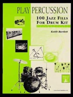 100 Jazz Fills For Drum Kit - Elementary / Intermediate laflutedepan