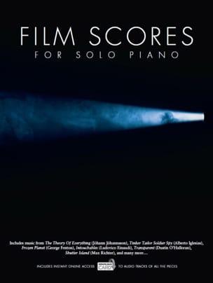 Film Scores For Solo Piano Partition Musique de film - laflutedepan