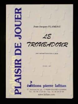 Le Troubadour Jean-Jacques Flament Partition Tuba - laflutedepan