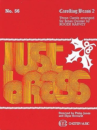 Carolling Brass 2 - Just Brass N° 56 - Noël - laflutedepan.com