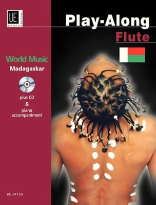 World Music Madagascar Play-Along Flute - laflutedepan.com