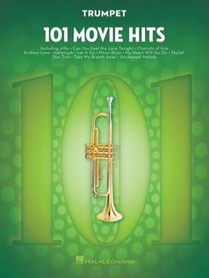 101 Movie Hits - Trompette Partition Trompette - laflutedepan