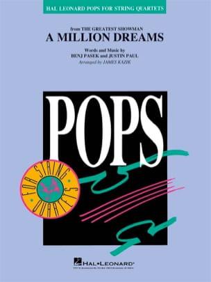 A Million Dreams (The Greatest Showman) - Pops For String Quartets laflutedepan