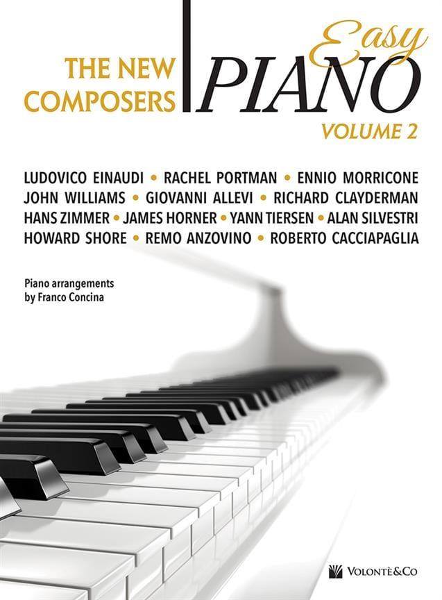 Easy Piano The New Composers Volume 2 - laflutedepan.com