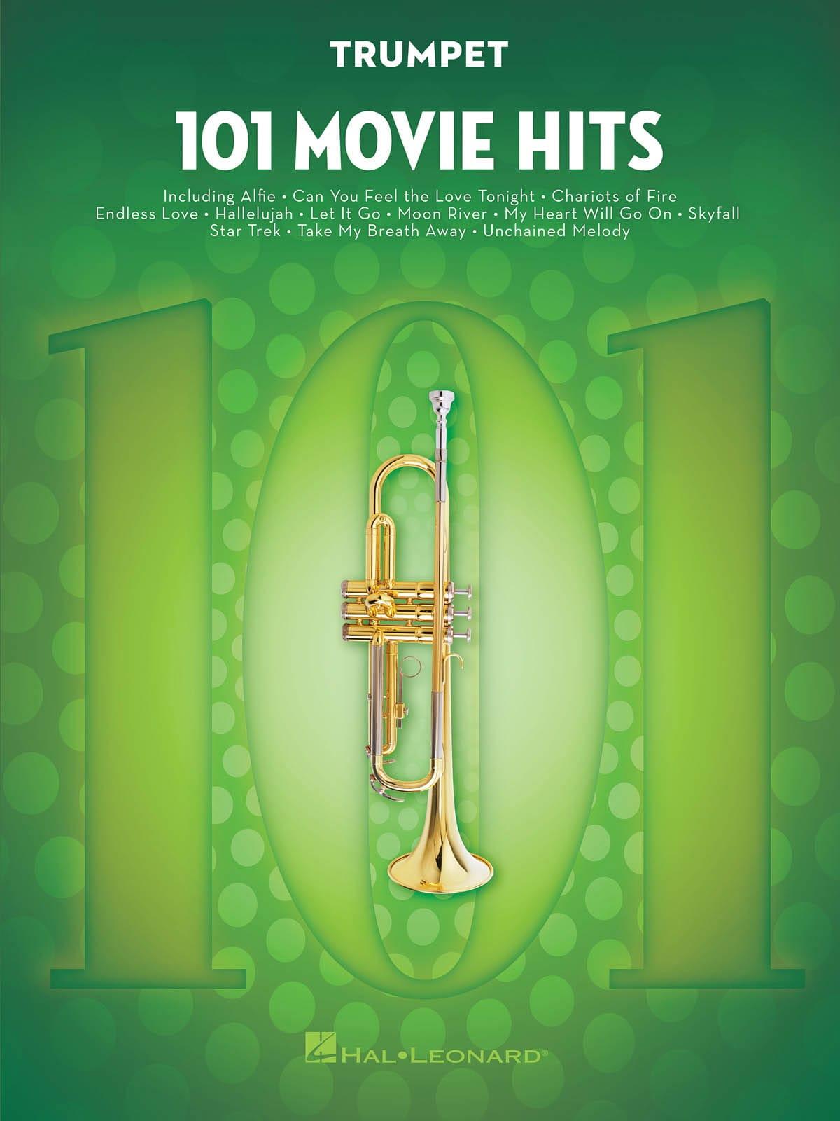 101 Movie Hits For Trumpet - Partition - laflutedepan.com