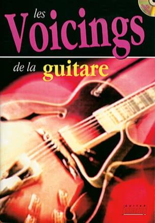 Les Voicings de la Guitare - Derek Sébastian - laflutedepan.com