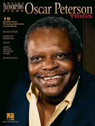 Oscar Peterson Trios Oscar Peterson Partition Jazz - laflutedepan