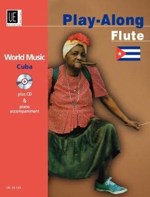 World Music Cuba Play-Along Flute Partition laflutedepan